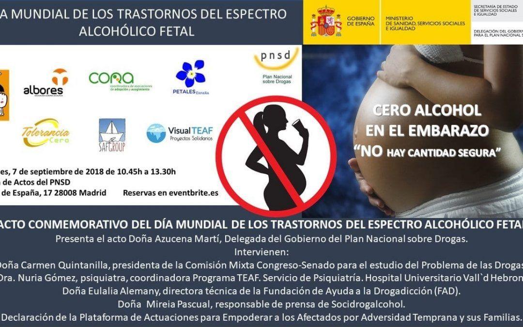 9 DEL 9 Día Mundial del TEAF en Madrid. Participa !!
