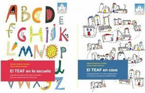 """Presentación de las guías """"El TEAF en casa"""" y """"El TEAF en la escuela"""