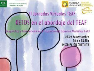 II Jornadas Virtuales del TEAF. Retos en el abordaje del TEAF