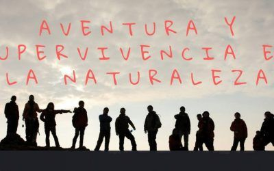 Aventura y supervivencia y respiro familiar